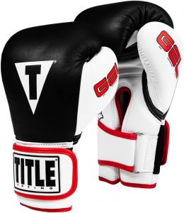best title gel boxing gloves