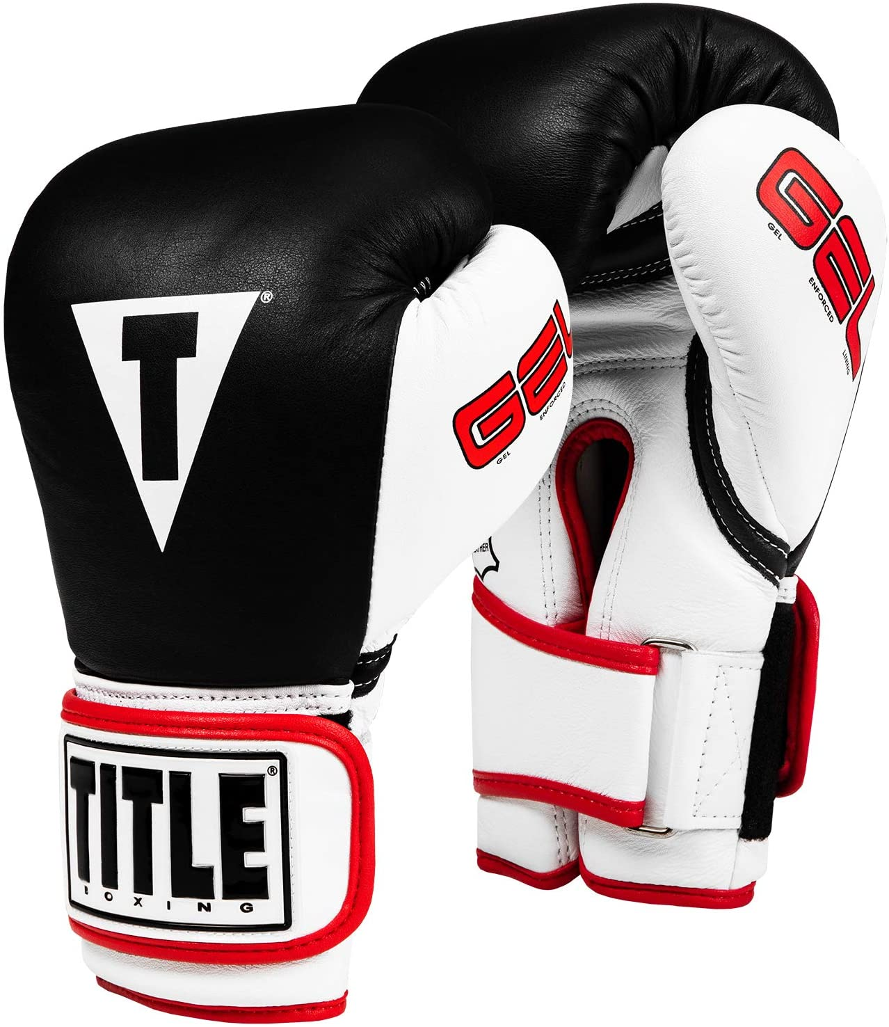 title gel boxing gloves